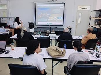 อดีตนายกสภาสถาปนิก และอดีตนายกสมาคมสถาปนิกชุมชนเมืองไทย ผู้ทรงคุณวุฒิตรวจวิทยานิพนธ์ ครั้งที่ 2/63