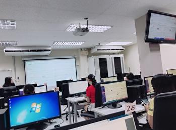 บุคลากรวิทยาลัยสถาปัตยกรรมศาสตร์ เข้าร่วมอบรมการใช้งานระบบบริหารทรัพยากรองค์กร (ERP on Web)
