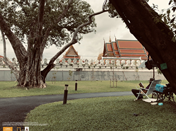 การวิจัยการท่องเที่ยวเชิงวิทัศน์ภูมิปัญญาไทยในพื้นที่เกาะรัตนโกสินทร์