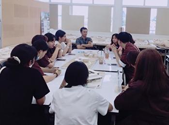 การประชุมสโมสรนักศึกษาวิทยาลัยสถาปัตยกรรมศาสตร์